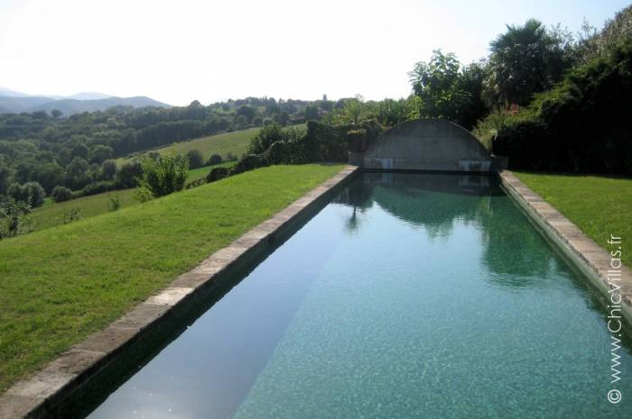 Collines Basques - Luxury villa rental - Aquitaine and Basque Country - ChicVillas - 13