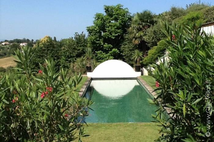 Collines Basques - Luxury villa rental - Aquitaine and Basque Country - ChicVillas - 9