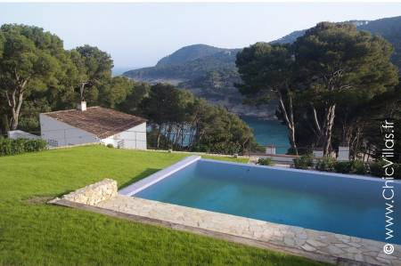 costa brava dream luxury villa rentals with a pool in catalonia spain