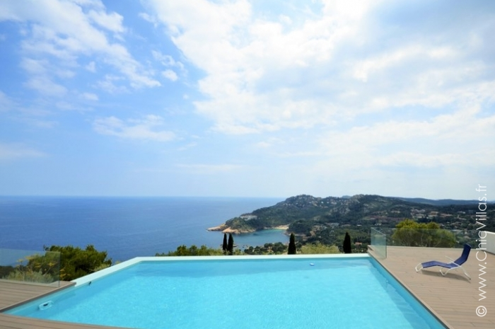 Cote  Costa Brava - Location villa de luxe - Catalogne (Esp.) - ChicVillas - 1