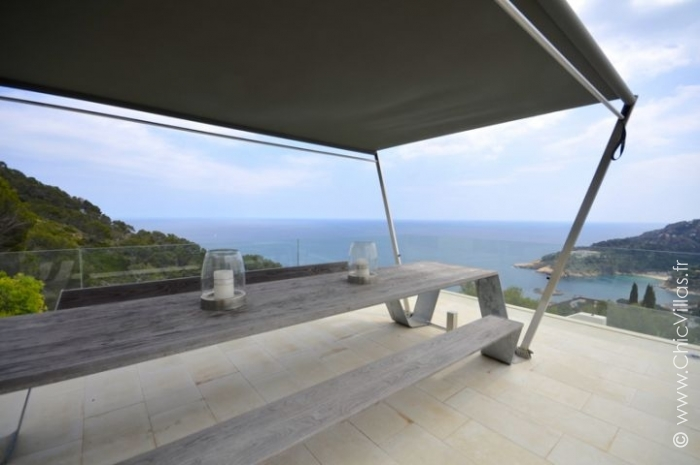 Cote  Costa Brava - Location villa de luxe - Catalogne (Esp.) - ChicVillas - 10