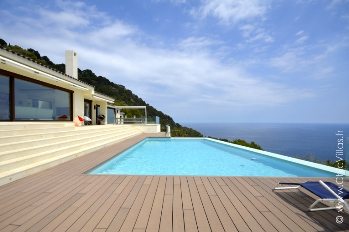 Cote  Costa Brava - Location villa de luxe - Catalogne (Esp.) - ChicVillas - 12