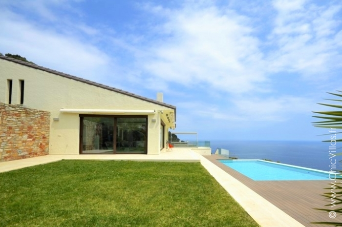 Cote  Costa Brava - Location villa de luxe - Catalogne (Esp.) - ChicVillas - 20