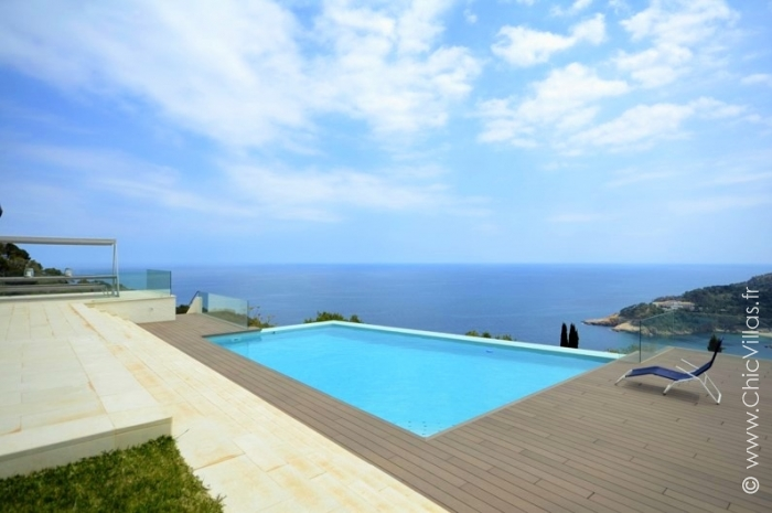 Cote  Costa Brava - Location villa de luxe - Catalogne (Esp.) - ChicVillas - 6