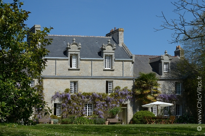 Demeure de Cornouaille - Location villa de luxe - Bretagne / Normandie - ChicVillas - 15