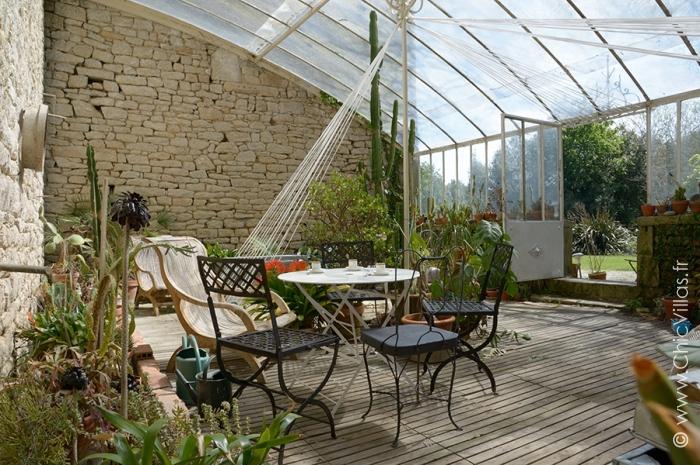 Demeure de Cornouaille - Location villa de luxe - Bretagne / Normandie - ChicVillas - 17