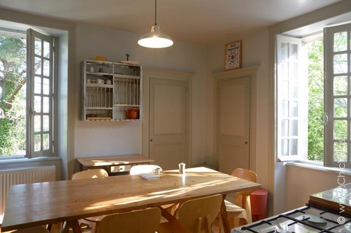Demeure de Cornouaille - Location villa de luxe - Bretagne / Normandie - ChicVillas - 19
