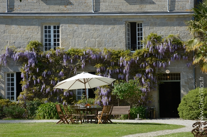 Demeure de Cornouaille - Luxury villa rental - Brittany and Normandy - ChicVillas - 2