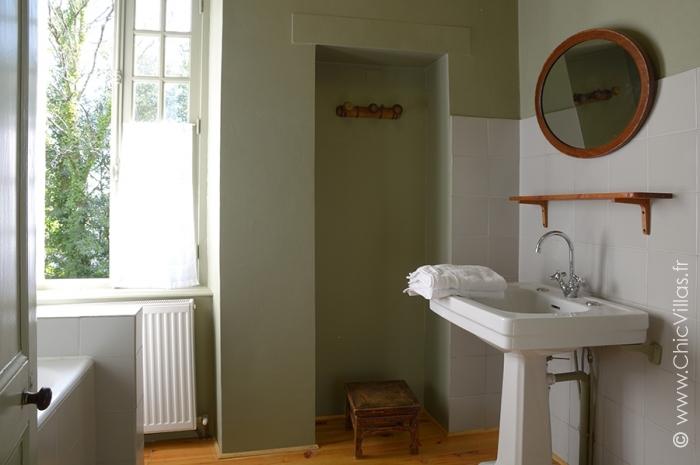 Demeure de Cornouaille - Location villa de luxe - Bretagne / Normandie - ChicVillas - 21
