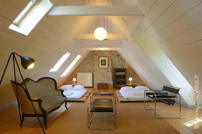 Demeure de Cornouaille - Location villa de luxe - Bretagne / Normandie - ChicVillas - 22