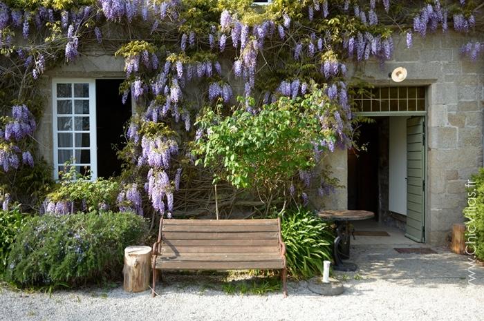 Demeure de Cornouaille - Location villa de luxe - Bretagne / Normandie - ChicVillas - 26