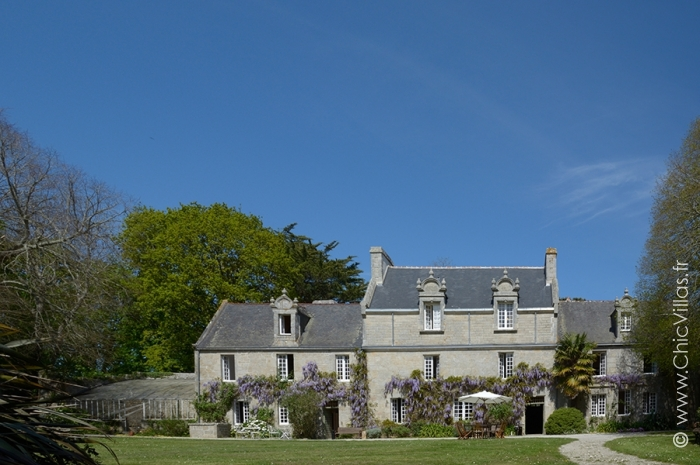 Demeure de Cornouaille - Luxury villa rental - Brittany and Normandy - ChicVillas - 28