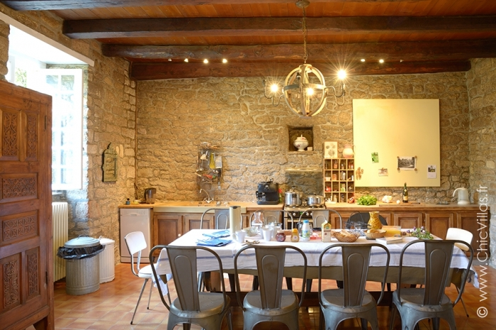 Demeure de Cornouaille - Location villa de luxe - Bretagne / Normandie - ChicVillas - 4