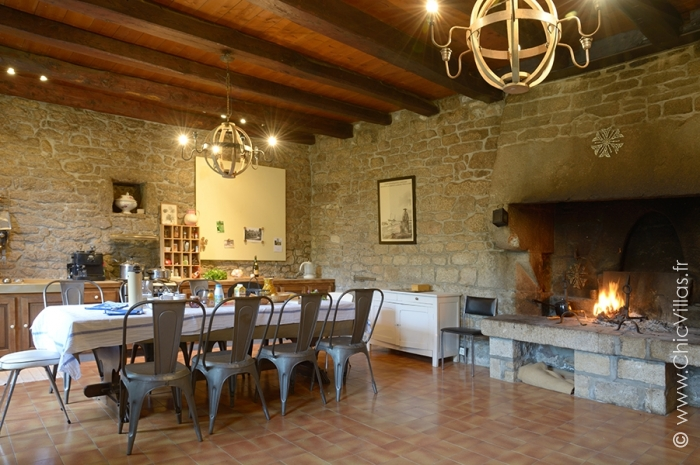 Demeure de Cornouaille - Location villa de luxe - Bretagne / Normandie - ChicVillas - 5