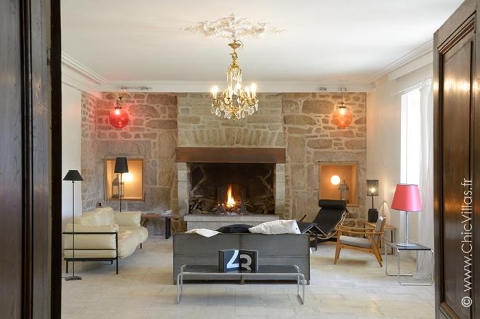 Demeure de Cornouaille - Location villa de luxe - Bretagne / Normandie - ChicVillas - 8
