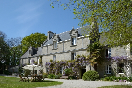 Demeure de Cornouaille - Luxury villa rentals with a pool in Brittany and Normandy | ChicVillas