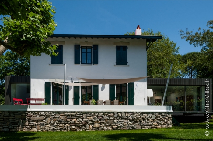 Design Biarritz - Location villa de luxe - Aquitaine / Pays Basque - ChicVillas - 1