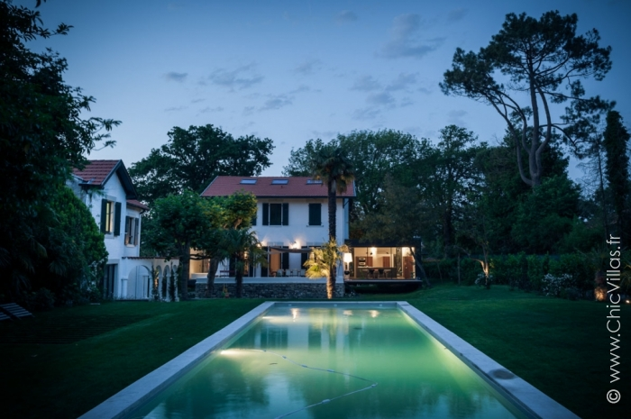 Design Biarritz - Location villa de luxe - Aquitaine / Pays Basque - ChicVillas - 16