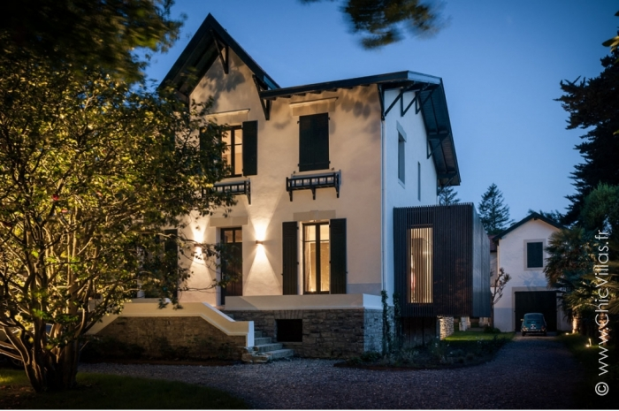 Design Biarritz - Location villa de luxe - Aquitaine / Pays Basque - ChicVillas - 19