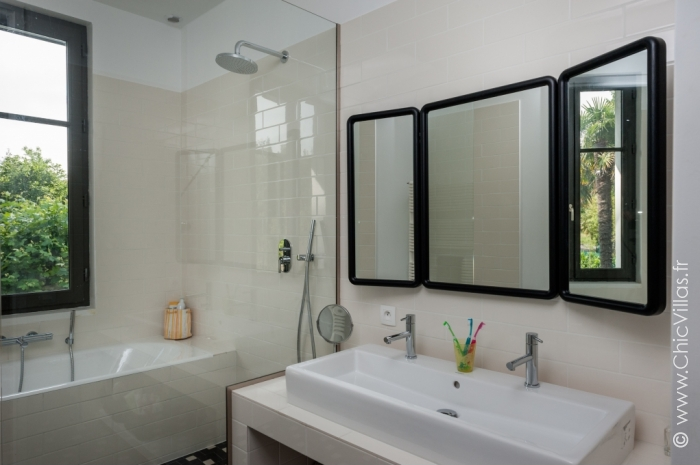 Design Biarritz - Location villa de luxe - Aquitaine / Pays Basque - ChicVillas - 21