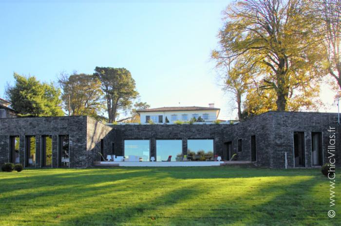Design Ciboure - Location villa de luxe - Aquitaine / Pays Basque - ChicVillas - 1