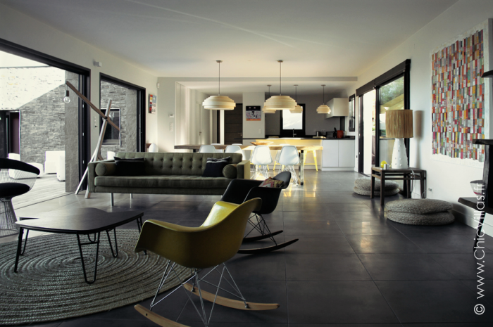 Design Ciboure - Location villa de luxe - Aquitaine / Pays Basque - ChicVillas - 3