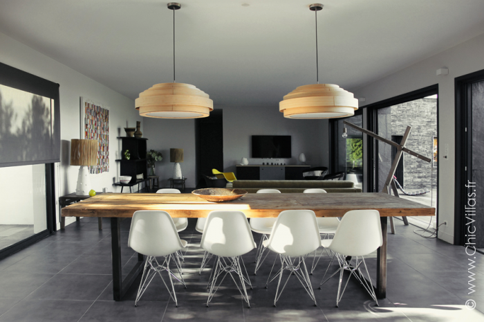 Design Ciboure - Location villa de luxe - Aquitaine / Pays Basque - ChicVillas - 5