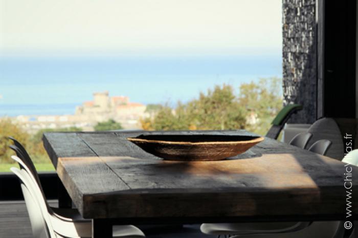 Design Ciboure - Location villa de luxe - Aquitaine / Pays Basque - ChicVillas - 6