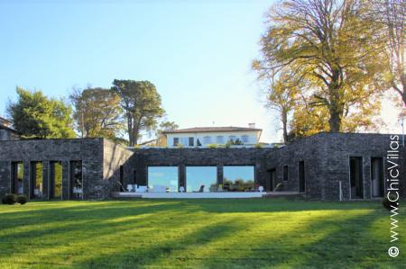 Luxury villa Design Ciboure Saint-Jean-de-Luz