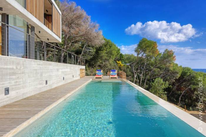Design Costa Brava - Location villa de luxe - Catalogne (Esp.) - ChicVillas - 16