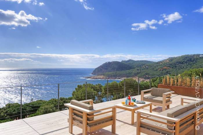 Design Costa Brava - Location villa de luxe - Catalogne (Esp.) - ChicVillas - 5
