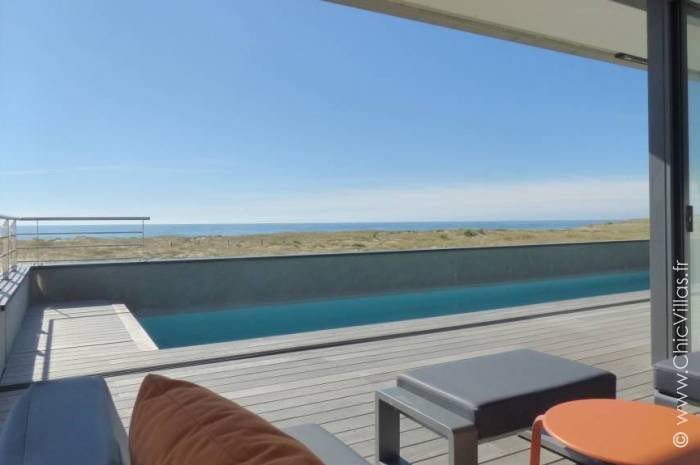 Direct Ocean - Location villa de luxe - Aquitaine / Pays Basque - ChicVillas - 16