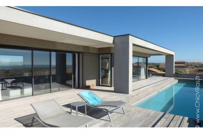 Direct Ocean - Location villa de luxe - Aquitaine / Pays Basque - ChicVillas - 2