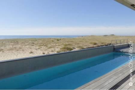Direct Océan, holiday villa on the Atlantic coast