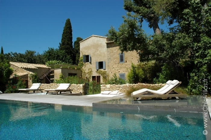 Luxury home rental Provence