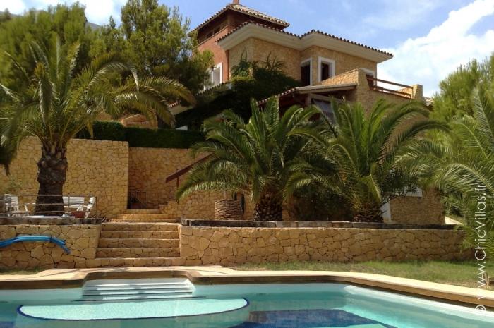 Location villa vacances avec piscine, Costa Blanca.