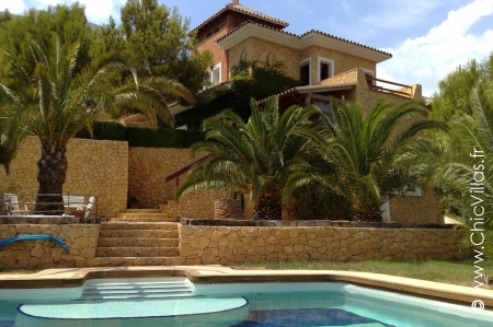 A Orillas del Mar - Luxury villa rentals by the sea in Costa Blanca (Spain) | ChicVillas