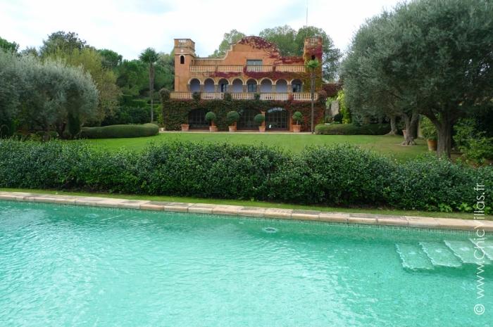 El Palacio Pequeno - Location villa de luxe - Catalogne (Esp.) - ChicVillas - 1