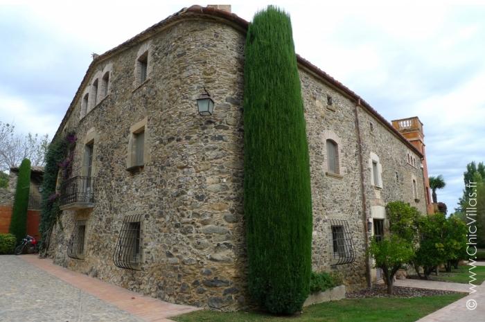 El Palacio Pequeno - Location villa de luxe - Catalogne (Esp.) - ChicVillas - 2