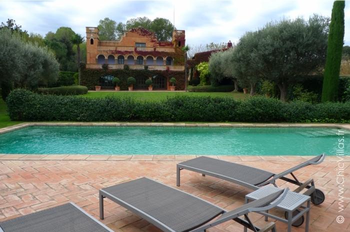 El Palacio Pequeno - Location villa de luxe - Catalogne (Esp.) - ChicVillas - 20