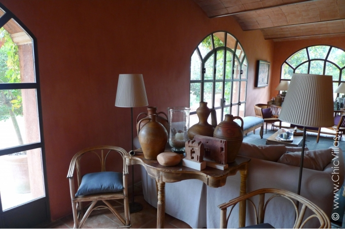 El Palacio Pequeno - Location villa de luxe - Catalogne (Esp.) - ChicVillas - 5