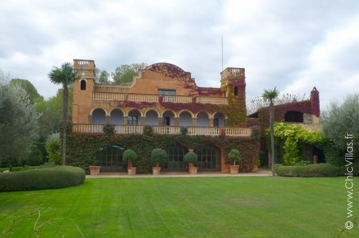 El Palacio Pequeno - Location villa de luxe - Catalogne (Esp.) - ChicVillas - 7