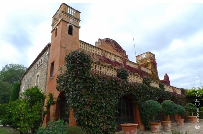 El Palacio Pequeno - Location villa de luxe - Catalogne (Esp.) - ChicVillas - 9