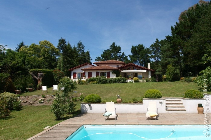 En Pente Douce - Luxury villa rental - Aquitaine and Basque Country - ChicVillas - 19