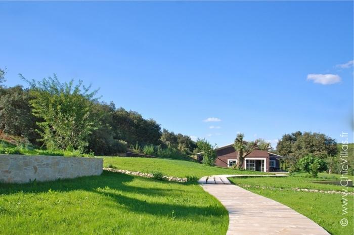 Location villa de luxe entre Gard et Camargue
