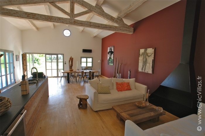 Entre Gard et Camargue - Luxury villa rental - Provence and the Cote d Azur - ChicVillas - 5