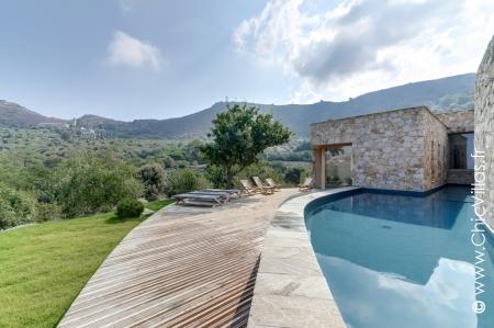 Luxury villa in Corsica, Esprit Balagne