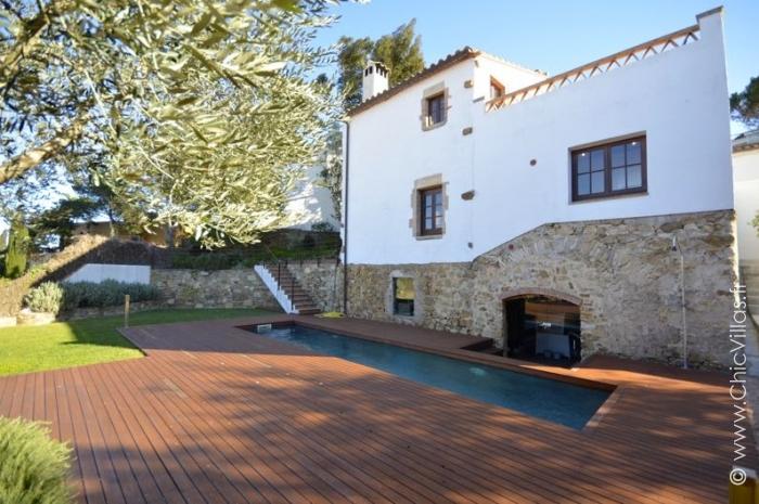 Esprit Costa Brava - Location villa de luxe - Catalogne (Esp.) - ChicVillas - 12