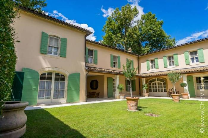Exquisite Provence - Location villa de luxe - Provence / Cote d Azur / Mediterran. - ChicVillas - 31