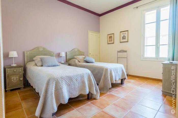 Exquisite Provence - Location villa de luxe - Provence / Cote d Azur / Mediterran. - ChicVillas - 36